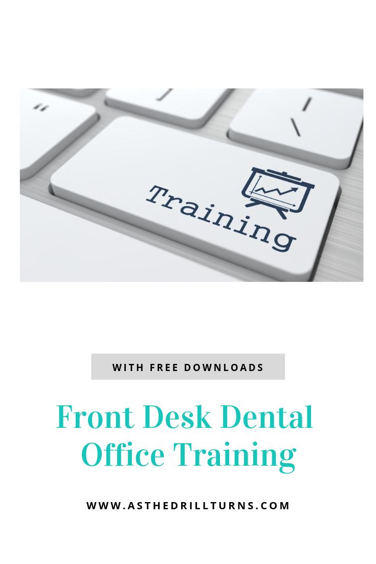 Front Desk Dental Office Training | Dental Front Office