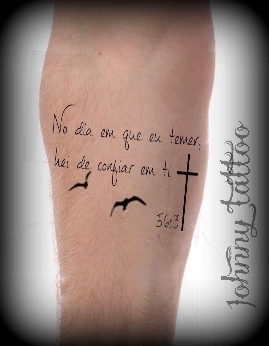 Tattoo Frases Biblicas Ideias Photoshop Tattoos