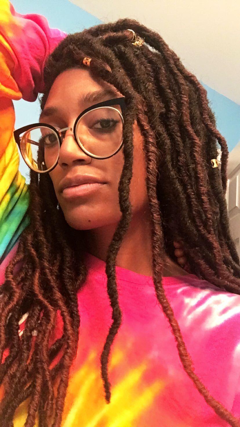 Faux Locs Freetress Bo Locs 18in In Caramelt Crochet Hair Styles Natural Hair Styles Hair Lengths