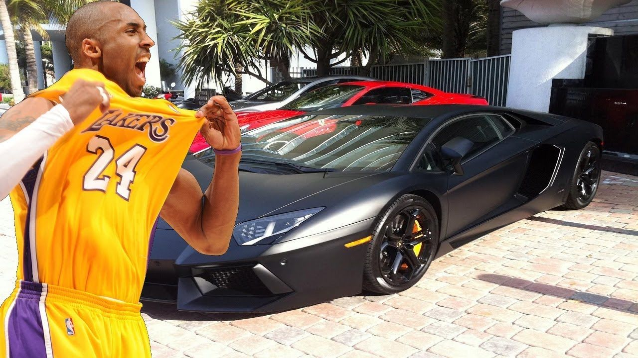 Kobe Bryant Cars >> Kobe Bryant S Newest Cars Collections Class Personified