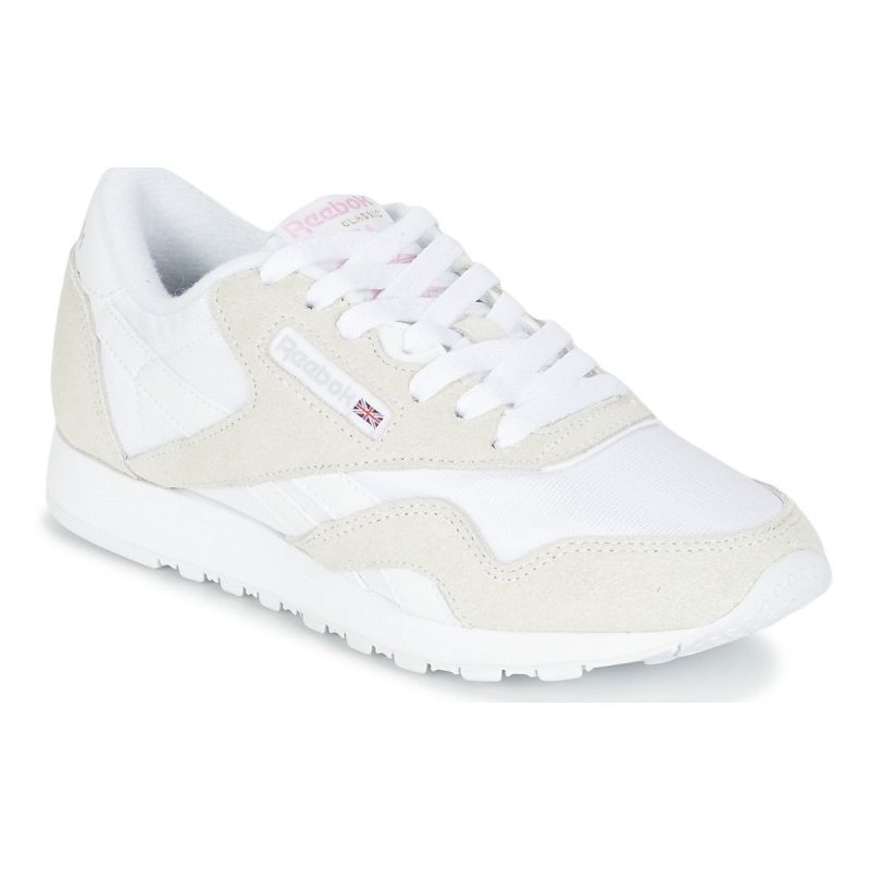 Reebok Femme Chaussures / Baskets Classic Nylon