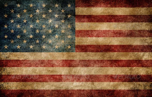 American Flag American Flag Art American Flag Background Rustic American Flag