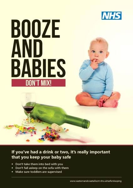 Booze and babies