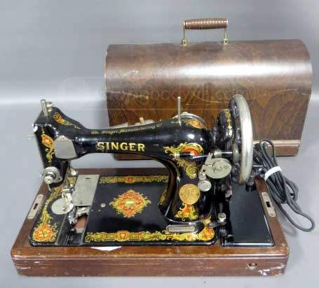 1925 Original Singer Sewing Machine 014 Sewing Machine Singer Sewing Machine Vintage Sewing Machines
