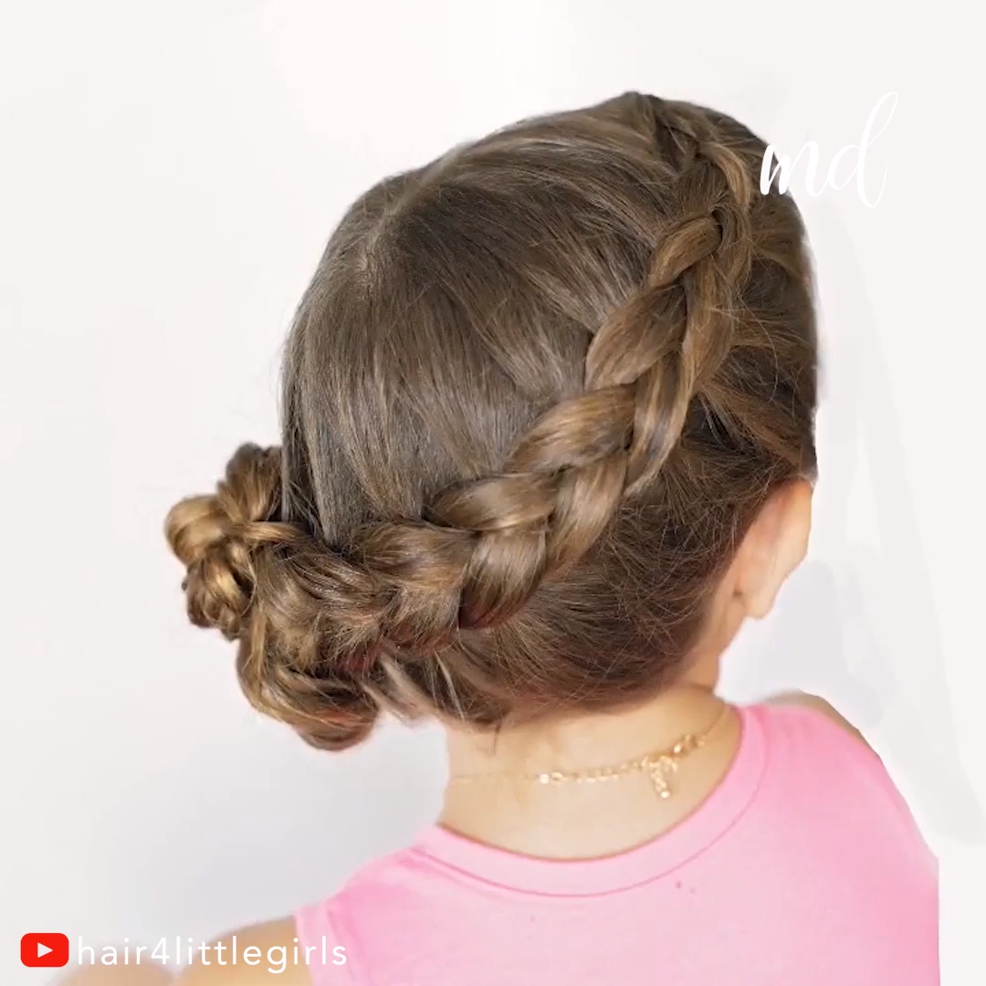 hairstyle tutorial, #frisurflechten #hairstyle #tutorial