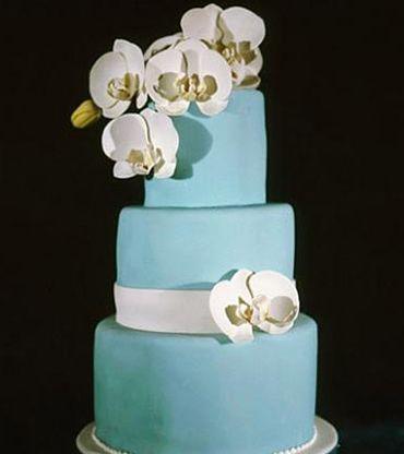 Best 25 Aqua Wedding Cakes Ideas On Pinterest Cakes For