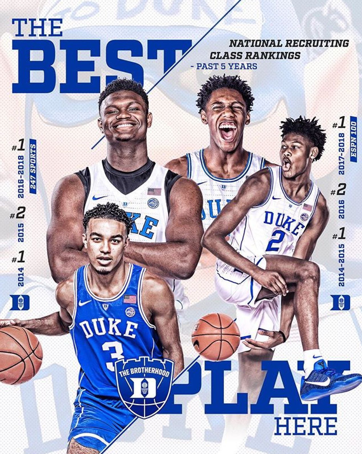 Getting it done! Duke blue devils basketball, Duke