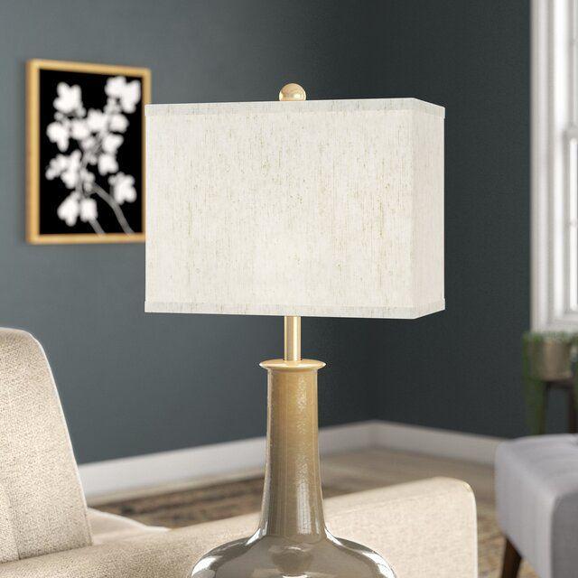 lamp shades you'll love in 2019  wayfair  rectangle lamp