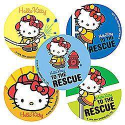 75 Hello Kitty Girl Tattoos Teacher Supply Party Favors Saniro