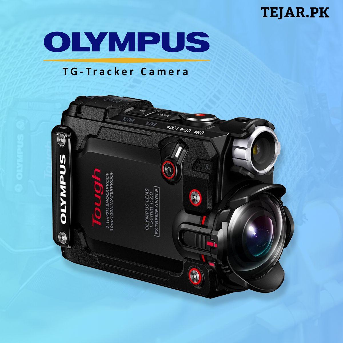Olympus Tough TG-Tracker Camera   Camera & Accessories