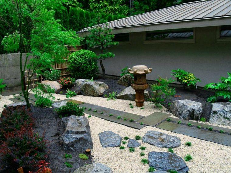 Jardines zen exteriores consejos especializados en - Paisajismo jardines exteriores ...