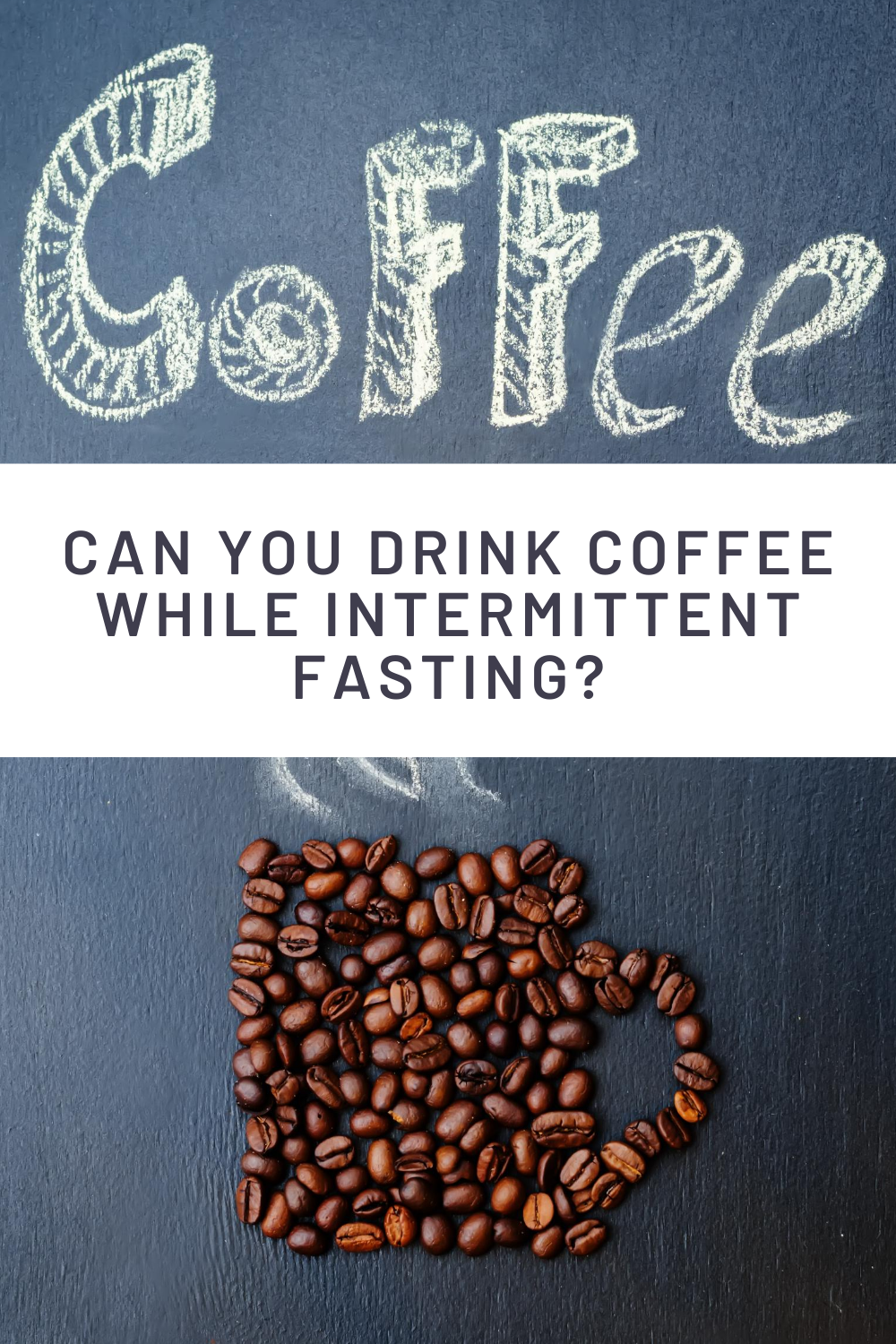 Can You Drink Coffee While Intermittent Fasting Coffee Drinks Coffee Health Benefits Coffee Benefits