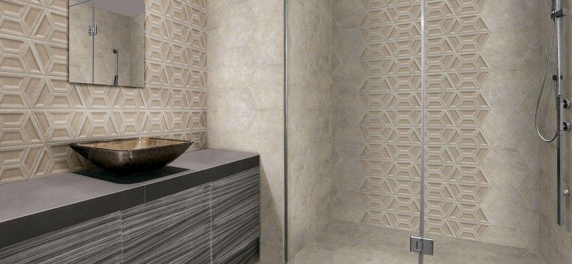 realonda carrelage salle bain mural octogonal sol cuisine bords irr