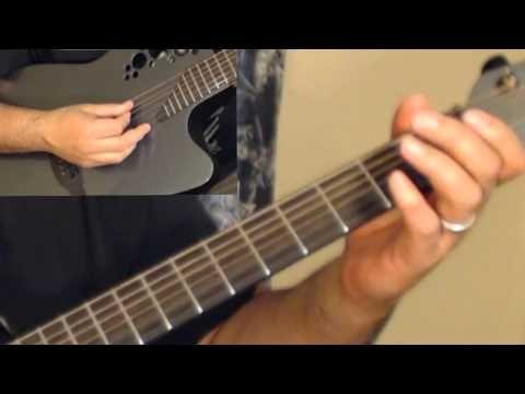 Guitar Tutorial Woodstock Csny Youtube Play Music