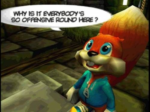 55 Conker S Bad Fur Day Conkers Conker S Bad Fur Day Video Games