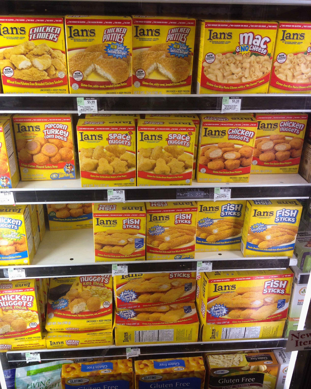 AllergenFree PreMade Foods Ian's Alphatots Food, Nut