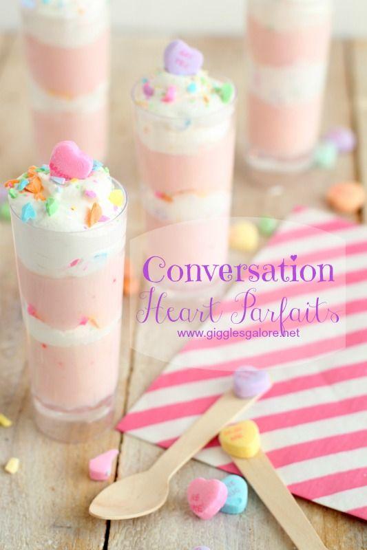 Conversation Heart Parfaits_Giggles Galore