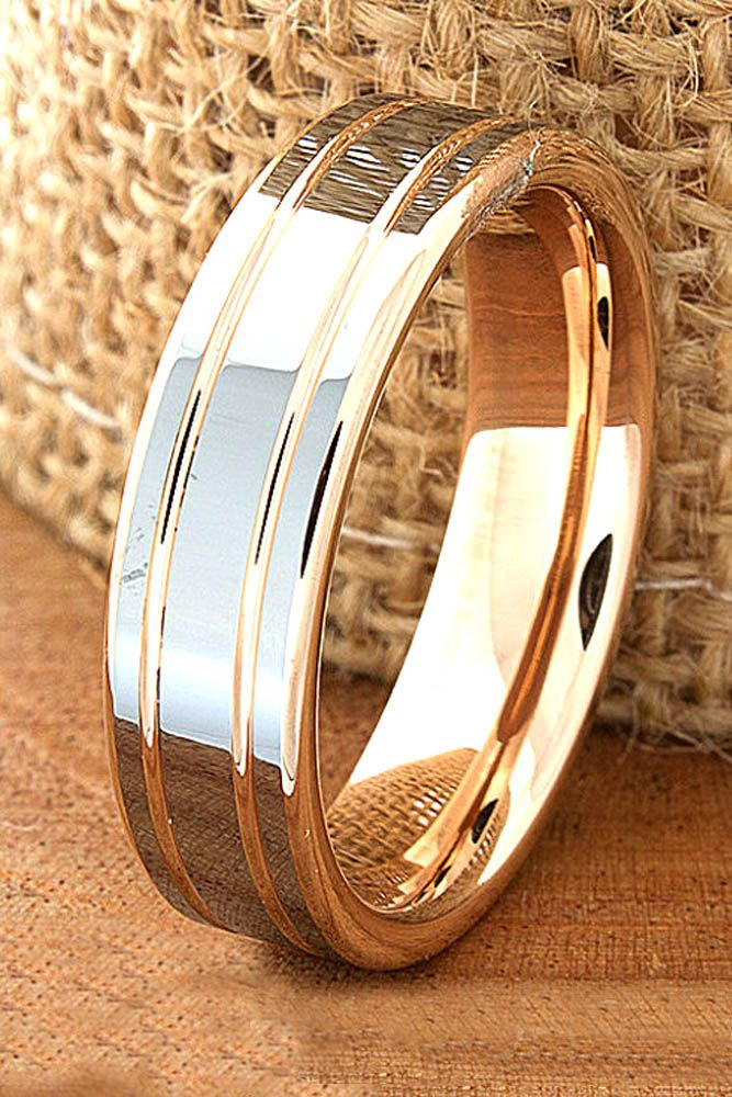 27 Mens Wedding Bands And Engagement Rings Men Rings And Fine