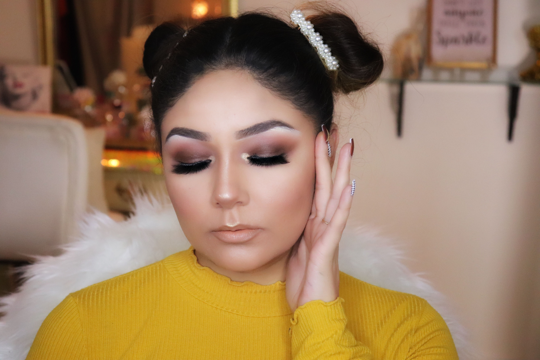 Les do makeup palette Fall makeup, Makeup looks