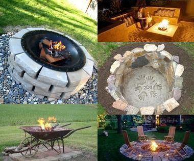 amazing fire pit ideas