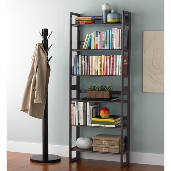 Java Solid Wood Stackable Folding Bookshelf Cheap Bookshelves