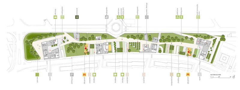 Acceso parque arquitectura buscar con google arqui - Master en paisajismo ...