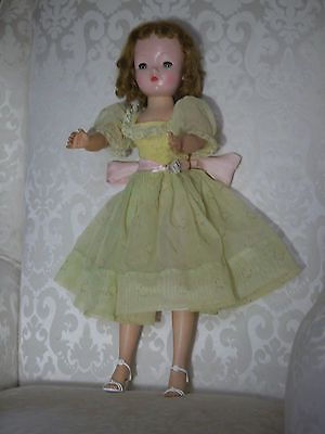vintage madame alexander cissy doll - REDUCED FOR THE LAST TIME