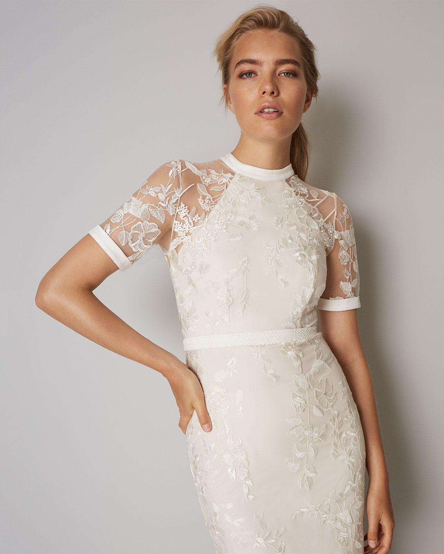 united kingdom wholesale dealer skate shoes Aubrina Tapework Wedding Dress | Dresses, Phase eight ...