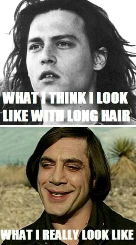 Funny Boys With Long Hair Funny Funny Images You Funny