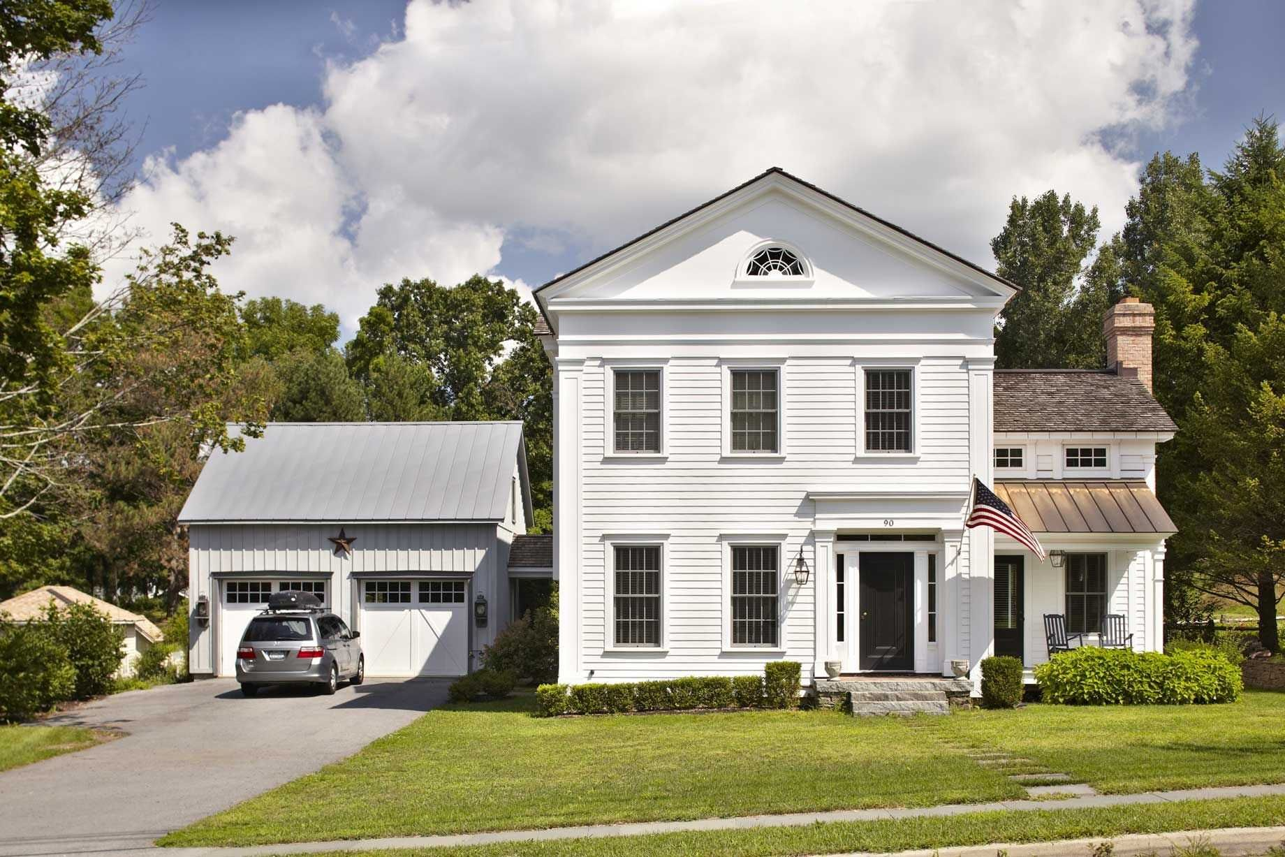 Southern Greek Revival Farmhouse Beautiful Southern Greek Revival Farmhouse Greek Revival Home Greek Revival Home Greek Revival Architecture Greek Revival