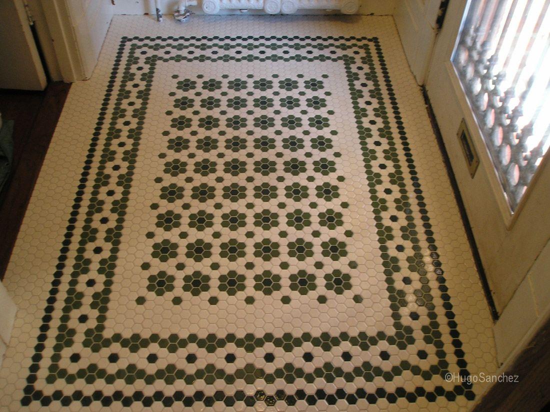 Mosaique D Entree Ceramique Carrelage Mosaique Idees Pour La