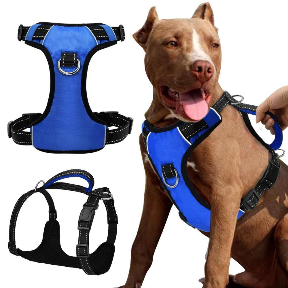 No Pull Front Leading Easy Walk Dog Harness Dog Harness Pitbull