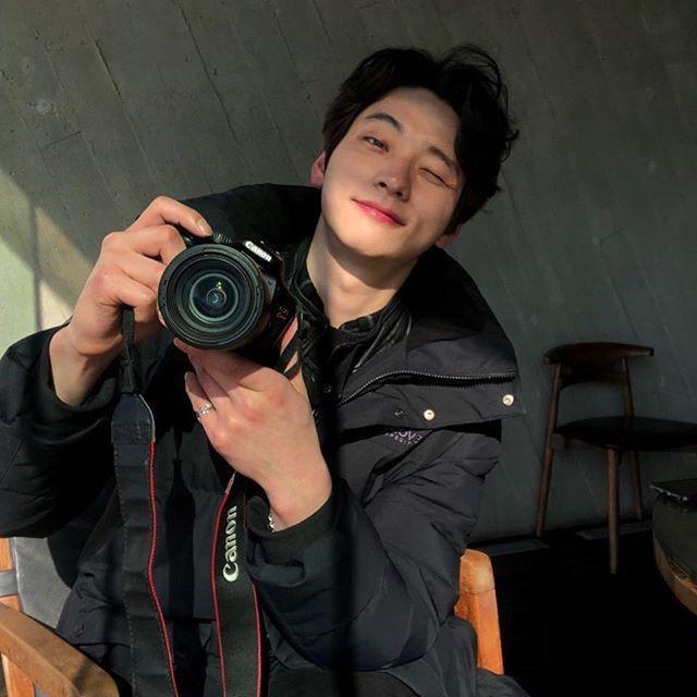 Asian camera boys