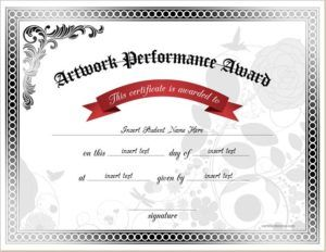 Best artwork performance award certificate template for ms word best artwork performance award certificate template for ms word download at httpcertificatesinn yadclub Image collections