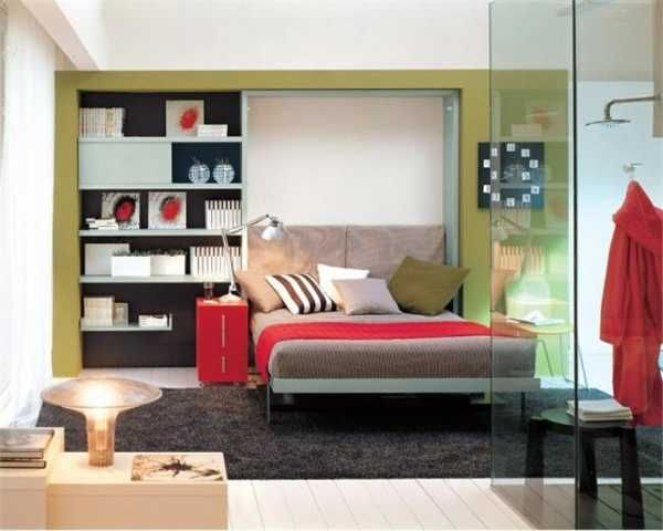 Best Space Saving Apartment Ideas And Storage Furniture 400 x 300