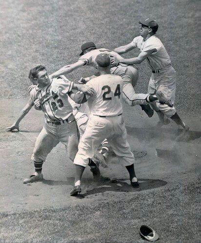 Gay baseballový sex