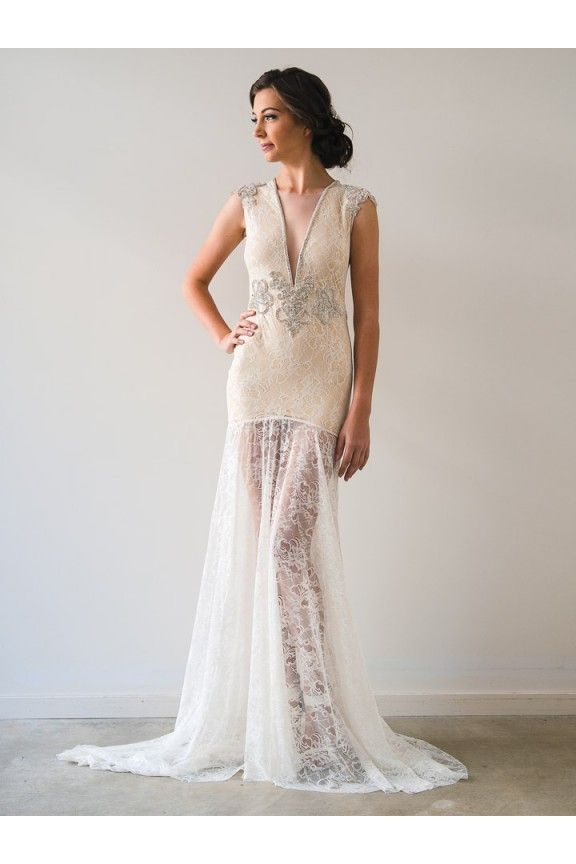 Bogart Gown - Bridal Gowns | Hipster Wedding | Pinterest | Wedding ...