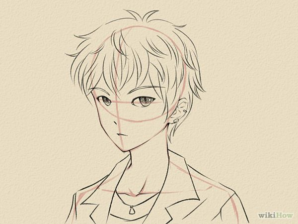 Draw A Manga Face Male Manga Poses Pinterest Drawings Manga