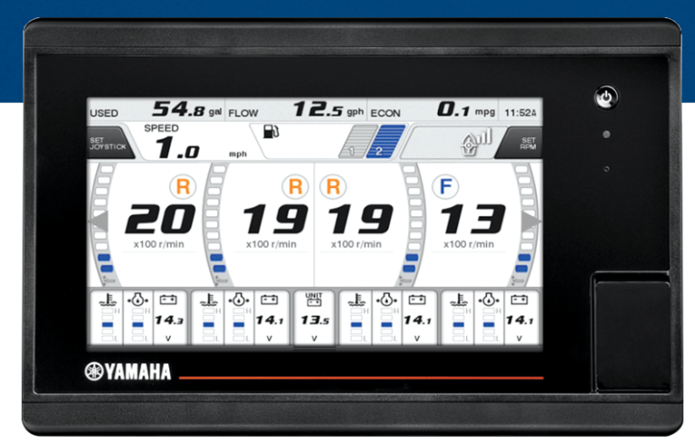Yamaha's CL7 Display Enhanced - Sportsmans Lifestyle | Outdoor