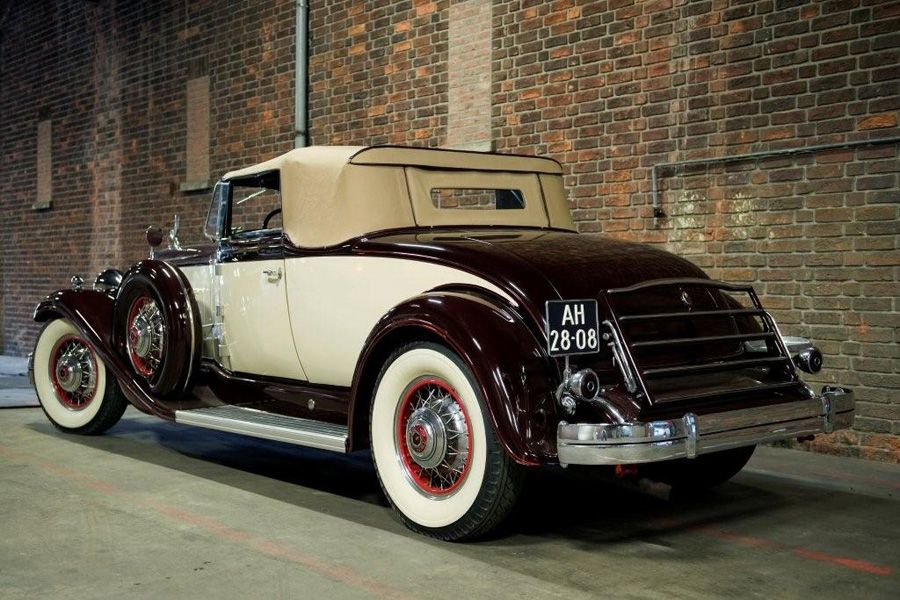 Packard Twin Six 1932 | Classic Cars For Sale | CARS | Pinterest ...