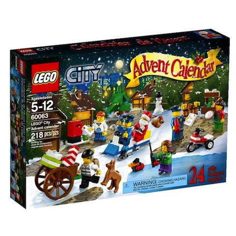 16 Creative Advent Calendars To Count Down In Style Lego Advent