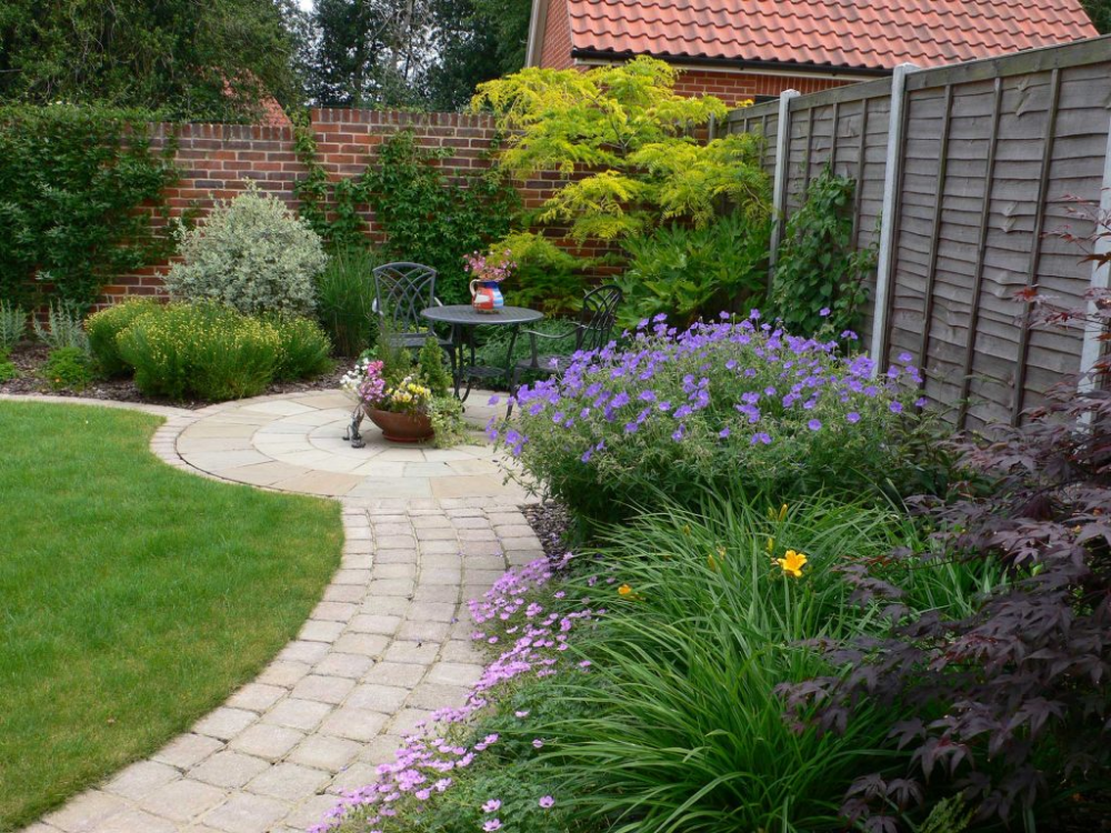 Landscaping Inspiration: Patios, Paths and Decking (With ...