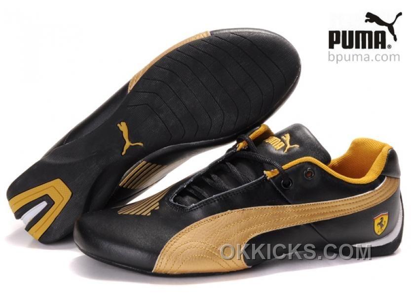 Puma Future Cat Ii Lux Blackgold Online