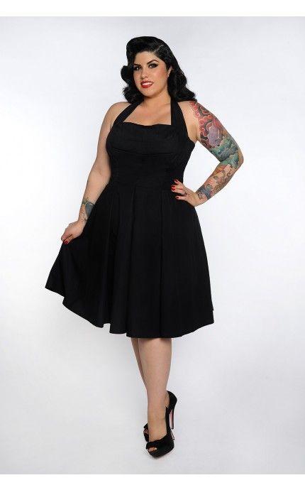 Fun N Flirty Dress In Black Plus Size Can T Go