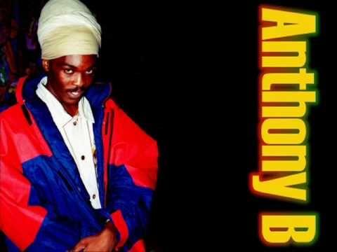 Anthony B Reggae