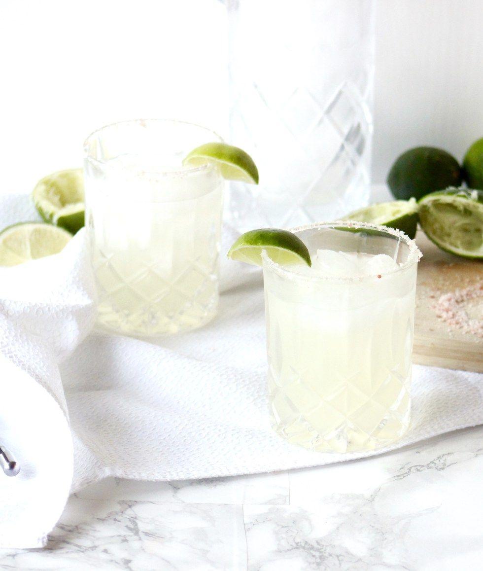 The Best Skinny Margaritas