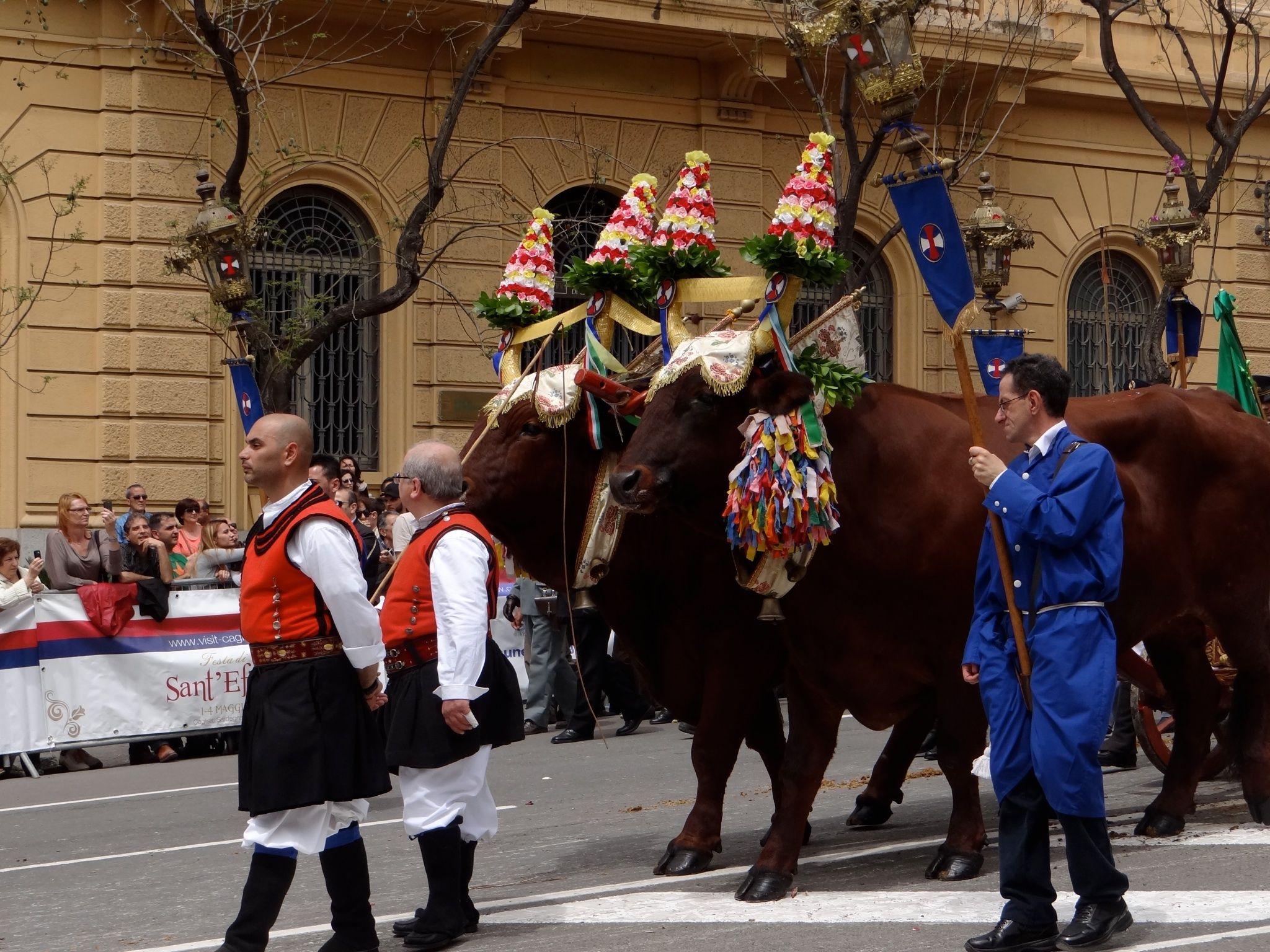 Festa di sant'Efisio, May 2013, Cagliari. By Giovanni Pisu.