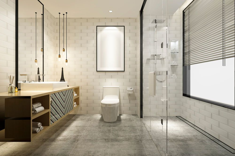 Pin on Bathroom Interior Design