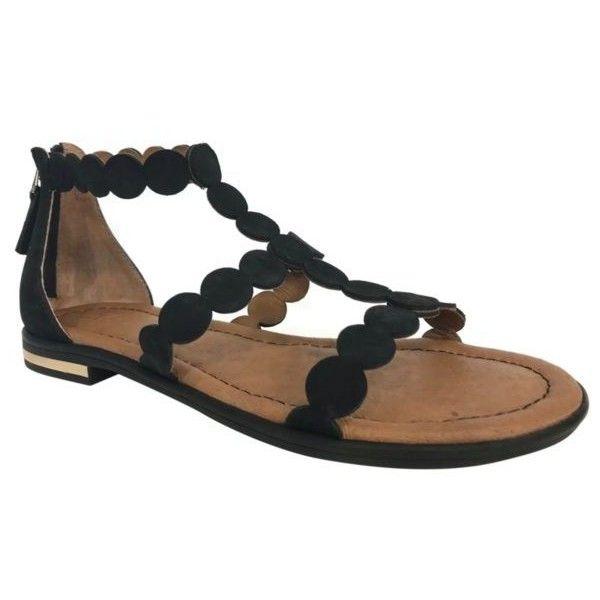 Sudini Rovigo Flat Sandal - Wide Width Available OafRkinr6