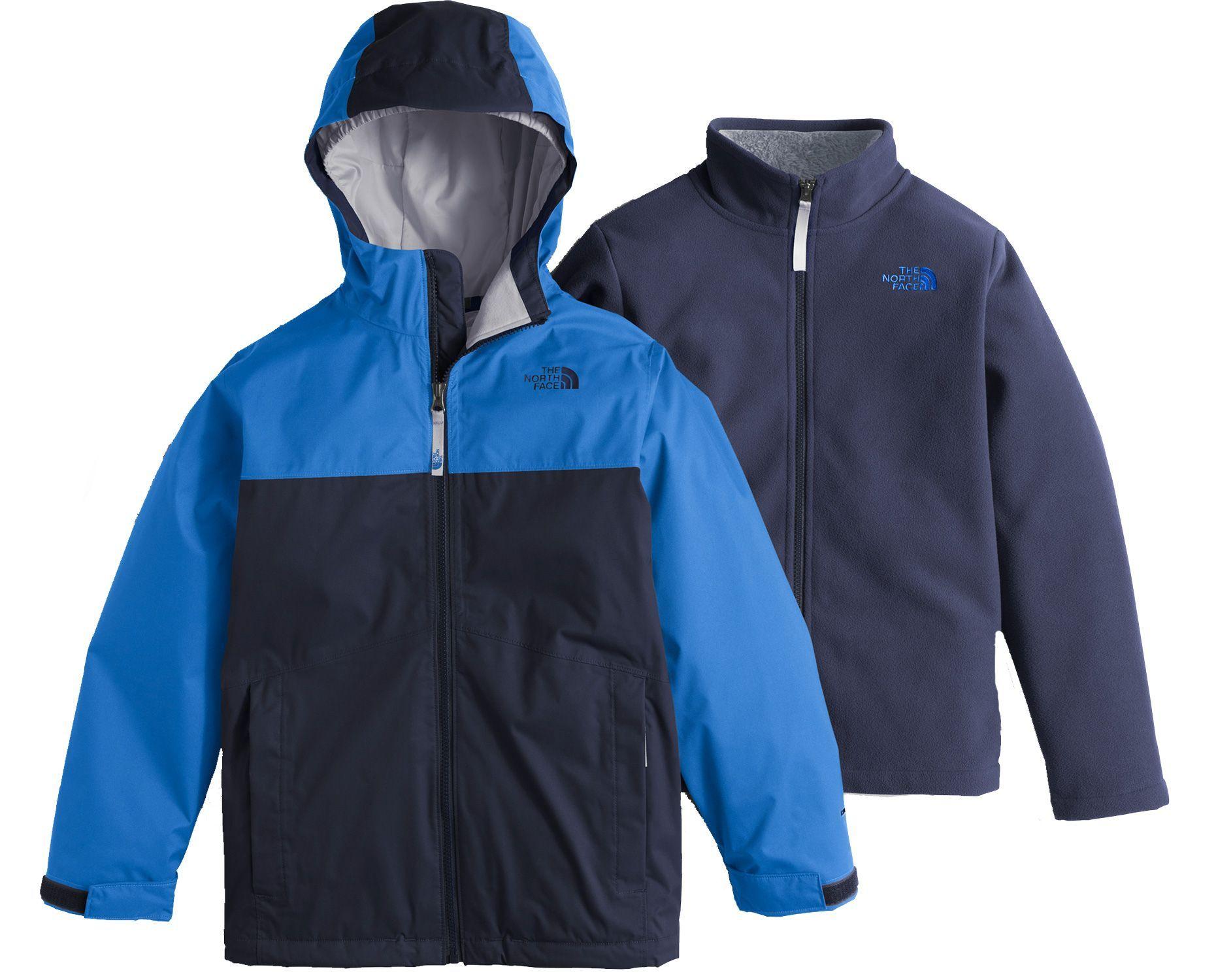 6c1ec61e189d The North Face Boys  Chimborazo 3-in-1 Jacket